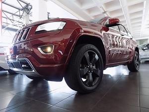 Jeep Grand Cherokee 3.0L V6 CRD O/LAND - Image 7