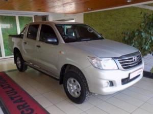Toyota Hilux 2.5D-4D SRX 4X4D/C - Image 1