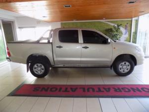 Toyota Hilux 2.5D-4D SRX 4X4D/C - Image 2