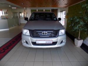 Toyota Hilux 2.5D-4D SRX 4X4D/C - Image 7