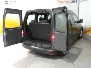Volkswagen CADDY4 Crewbus 2.0 TDi - Image 11