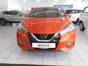 Nissan Micra 66kW turbo Acenta Plus Tech - Image 2