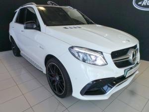 Mercedes-Benz GLE GLE63 S - Image 1