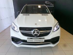 Mercedes-Benz GLE GLE63 S - Image 2
