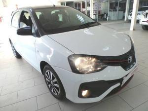 Toyota Etios hatch 1.5 Sport - Image 1