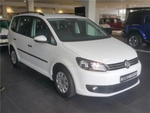 Volkswagen Touran 1.2TSI Trendline - Image 1