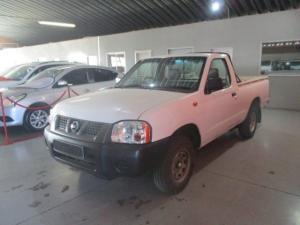 Nissan Hardbody NP300 2.0i SWB P/S - Image 1