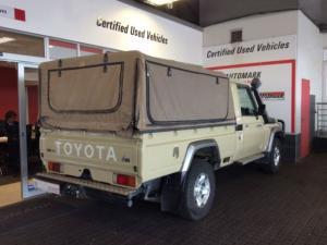 Toyota Land Cruiser 79 4.5DS/C - Image 14