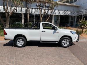 Toyota Hilux 2.4GD-6 SRX - Image 4