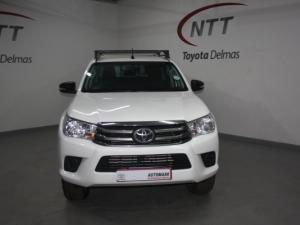Toyota Hilux 2.4 GD-6 SRX 4X4D/C - Image 2