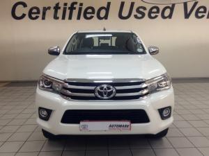 Toyota Hilux 2.8 GD-6 Raider 4X4 automaticD/C - Image 2