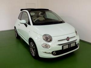 Fiat 500 900T Twinair Lounge Cabriolet - Image 1