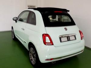 Fiat 500 900T Twinair Lounge Cabriolet - Image 2