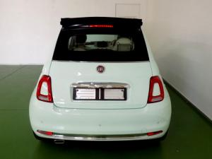 Fiat 500 900T Twinair Lounge Cabriolet - Image 4