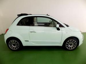 Fiat 500 900T Twinair Lounge Cabriolet - Image 5