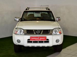 Nissan Hardbody NP300 2.4i HI-RIDERD/C - Image 11