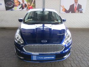 Ford Figo hatch 1.5 Trend auto - Image 2