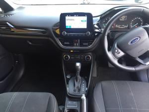 Ford Fiesta 1.0 Ecoboost Trend 5-Door automatic - Image 17