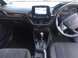 Ford Fiesta 1.0 Ecoboost Trend 5-Door automatic - Image 12