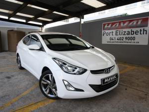 Hyundai Elantra 1.6 Premium - Image 1