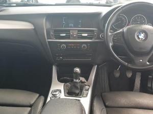 BMW X3 xDRIVE20i - Image 12