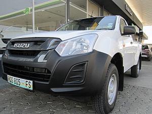 Isuzu D-MAX 250C Fleetside S/C - Image 1