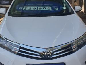 Toyota Corolla 1.6 Sprinter - Image 1