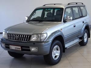 Toyota Prado VX V6 automatic 8 Seat - Image 1