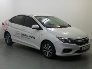 Honda Ballade 1.5 Elegance auto - Image 1