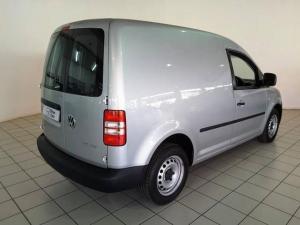 Volkswagen Caddy 2.0TDI panel van - Image 3