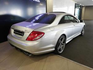 Mercedes-Benz CL CL65 AMG - Image 4
