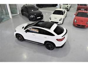 Mercedes-Benz GLE GLE63 S coupe - Image 20