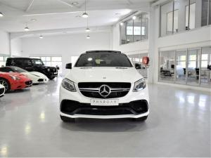Mercedes-Benz GLE GLE63 S coupe - Image 7