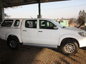 Toyota Hilux 2.5D-4D double cab Raider - Image 4