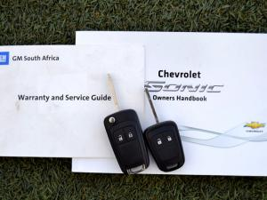 Chevrolet Sonic 1.6 LS automatic - Image 13
