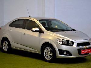 Chevrolet Sonic 1.6 LS automatic - Image 1