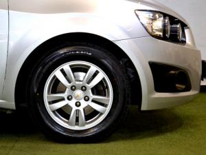 Chevrolet Sonic 1.6 LS automatic - Image 8