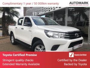 Toyota Hilux 2.4GD-6 double cab 4x4 SRX - Image 1