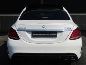 Mercedes-Benz C63 AMG S - Image 10