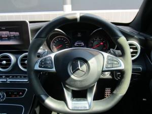 Mercedes-Benz C63 AMG S - Image 12