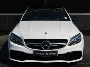 Mercedes-Benz C63 AMG S - Image 3
