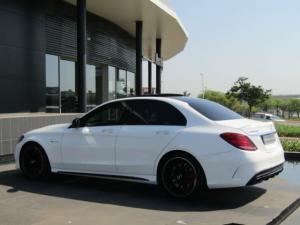 Mercedes-Benz C63 AMG S - Image 5