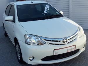 Toyota Etios 1.5 Xs/SPRINT 5-Door - Image 1
