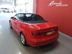 Audi A3 1.8T FSI SE Stronic Cabriolet - Image 4
