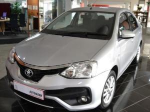 Toyota Etios 1.5 Xs/SPRINT - Image 1