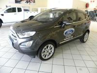Ford Ecosport 1.0 Ecosboost Titanium automatic