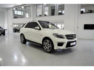 Mercedes-Benz ML ML63 AMG - Image 8