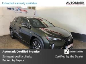 Lexus UX 200 F-Sport - Image 1