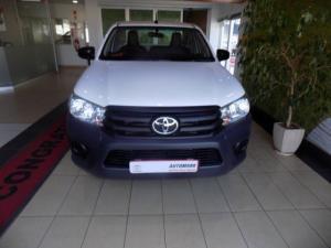 Toyota Hilux 2.0 VvtiP/U Single Cab - Image 4