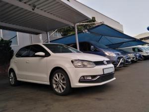 Volkswagen Polo hatch 1.2TSI Highline auto - Image 1